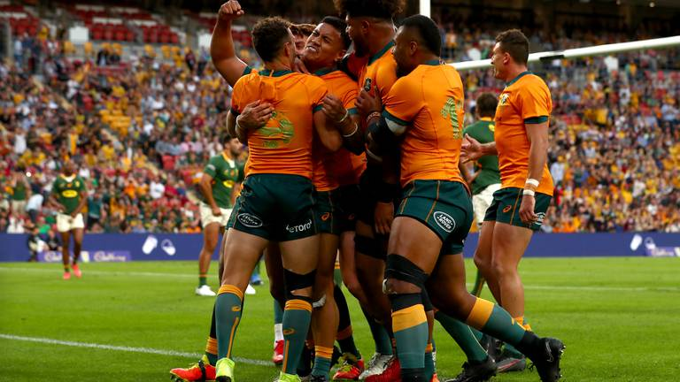 An image that illustrates this article Australia seal back-to-back wins over South Africa