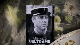 France pays tribute to hostage-swap policeman after terror attack