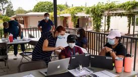 Hundreds of US universities welcome Covid vaccine mandates