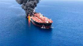 Iran behind oil tanker attacks in Gulf of Oman, says Mike Pompeo