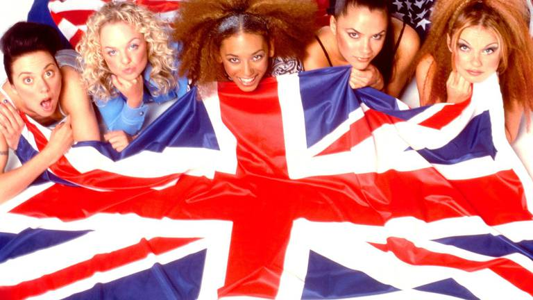 An image that illustrates this article Wannabe a Spice Girl? Take a UK tour to celebrate 25 years of girl power