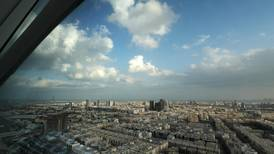 UAE weather: fair, cloudy and hot with a chance of rain