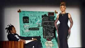 'Equals Pi': Rare Basquiat painting shown in new Tiffany campaign with Beyonce and Jay-Z