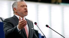 Jordan's King Abdullah receives reform proposals