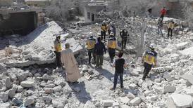 Two families among Idlib dead as government offensive stalls again