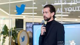 Twitter chief executive Jack Dorsey launches #YouthForGood in the UAE