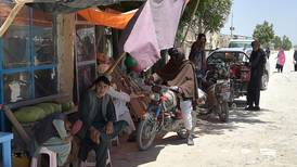 Pentagon closely watching Taliban gains as foreign forces leave Afghanistan