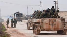 Syria: regime forces enter key rebel-held town in Idlib offensive