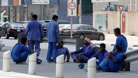 Outdoor workers call for strict inspections as midday break begins