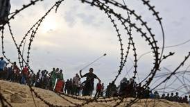 The people of Gaza are trapped, waiting for change