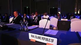 Iran boycotts international summit in Abu Dhabi on peaceful nuclear power
