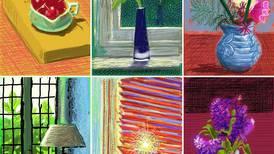 UN chief hails work of British artist David Hockney amid coronavirus crisis