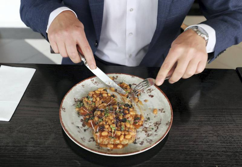 Dubai, United Arab Emirates - Reporter: N/A. Lifestyle. The Reform Social & Grill have started making baked beans and wheetabix plus there own concoctions. Tuesday, February 16th, 2021. Dubai. Chris Whiteoak / The National