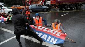 Heathrow Airport targeted by Insulate Britain climate protesters