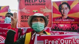 Suu Kyi supporters seek tougher action after US sanctions Myanmar junta