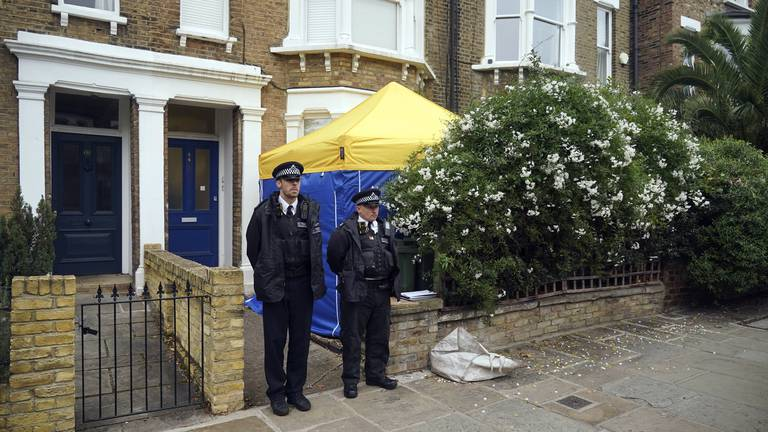 An image that illustrates this article UK police continue to question suspect over fatal stabbing of Tory MP
