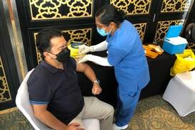 Flu vaccine safe to take with Covid-19 shots, UAE officials say