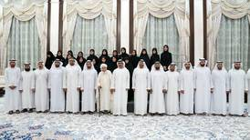 Sheikh Hamed hosts iftar reception at Al Bateen Palace — in pictures