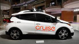 GM's Cruise to begin using fully self-driving cars in San Francisco