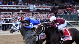 Essential Quality wins Travers Stakes for fourth Group 1 prize