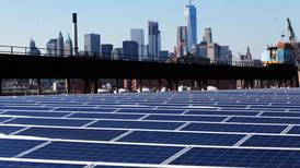 End of US solar subsidy sparks rush for panels