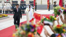 UAE-China ties are entering a new and historic era, says envoy