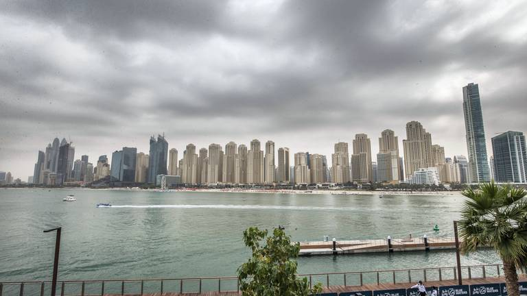 An image that illustrates this article UAE weather: Highs to hover around 40ºC