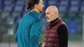 Stefano Pioli says top four remains the target for youthful AC Milan
