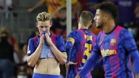 Teen spirit not enough for Barcelona in bleak Champions League defeat to Bayern Munich