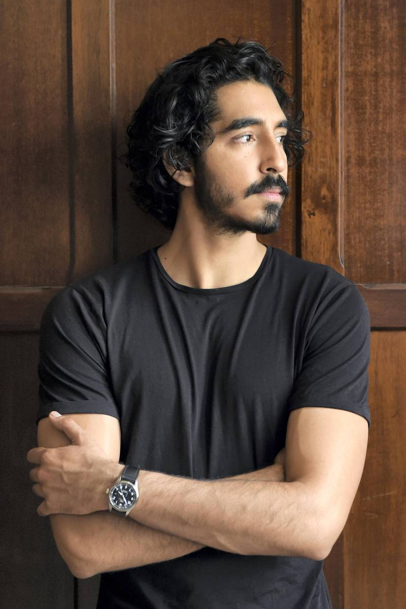 epa05681784 British actor Dev Patel poses for a photograph in Sydney, New South Wales, Australia, 19 December 2016. Patel plays the role of 'Saroo Brierley' in the movie 'Lion,' that will be released in Australia on 19 January 2017.  EPA/PAUL MILLER AUSTRALIA AND NEW ZEALAND OUT *** Local Caption *** 53170303