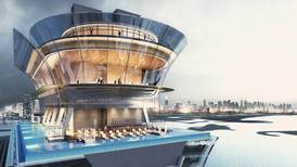 World's first 360-degree infinity pool to open on Dubai's Palm Jumeirah