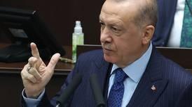 Turkey's Erdogan endorses Iraqi Sunni parties running in election