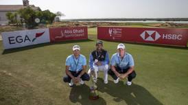 Saif Thabet books place at 2019 Abu Dhabi HSBC Championship presented by EGA as top Emirati amateur