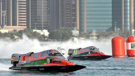 Powerboats: Final round in Sharjah this weekend to determine 2016 UIM F1H2O World Champion