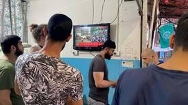 From Lebanon, Palestinian refugees watch spiralling Jerusalem violence