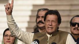 Pakistan Prime Minister Imran Khan vows to make contested Kashmir region a full province