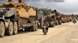 Turkish forces 'neutralise' 101 Syrian troops in retaliation