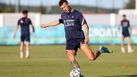 Euro 2020: Croatia dealt setback after Ivan Perisic tests positive for Covid-19