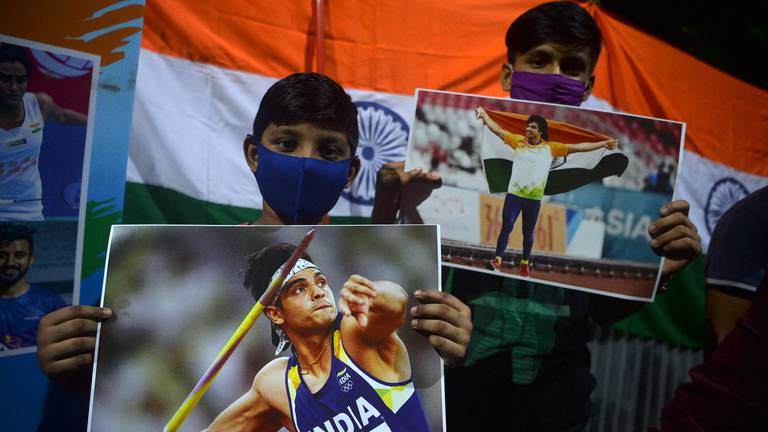 An image that illustrates this article India needs to invest more in Olympic sports