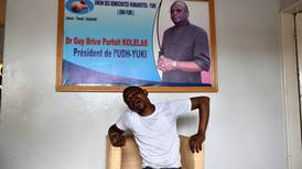 Republic of Congo presidential candidate dies of Covid as election results roll in