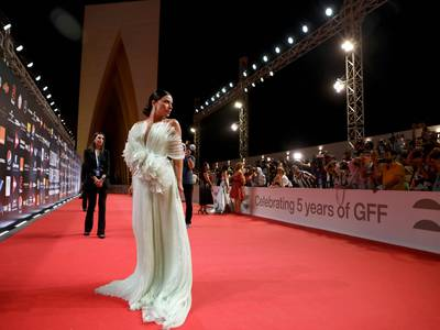 El Gouna Film Festival Feathers-Full Moon-Amira - in pictures