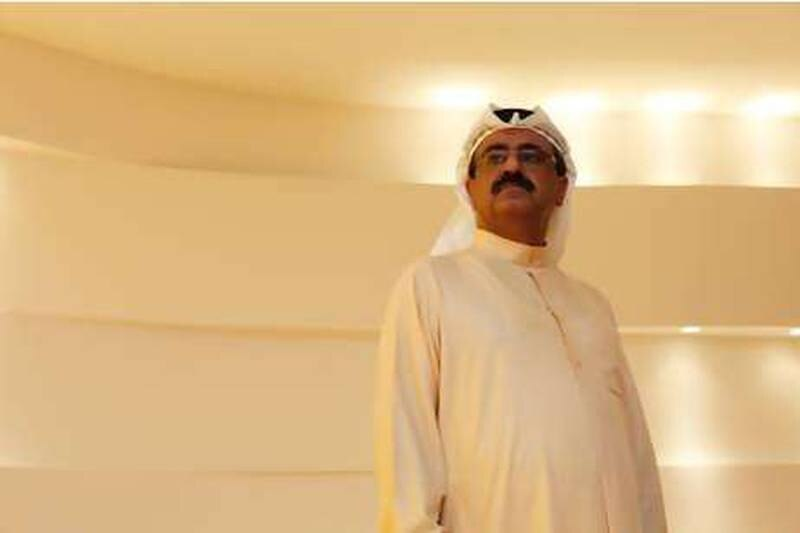 Dubai, 7th September 2010.  Ali Ibrahim (former Director of Dubai Civil Defence) has opted for an early retirement, held at The Al Bustan Residence.  (Jeffrey E Biteng / The National)