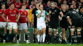 All Blacks coach Hansen keen to move on after accepting controversial call