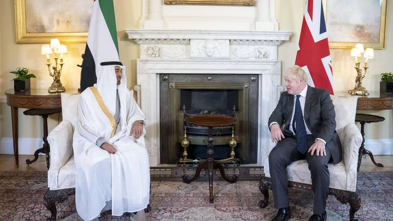 An image that illustrates this article A forward-leaning future for the UAE and UK