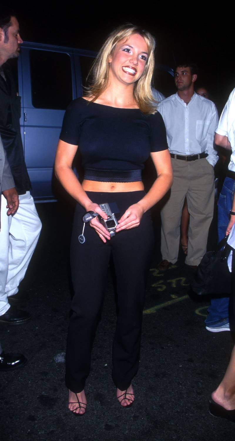 UNDATED FILE PHOTO: Britney Spears. (Photo by Diane Freed)