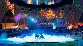 Al Wasl Plaza wows with spectacular light show at Expo 2020 Dubai