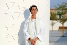 Take a look at one of the first UAE mosques designed by a woman