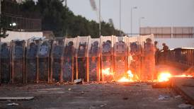 Protesters and army clash in Lebanon after Hariri announces resignation