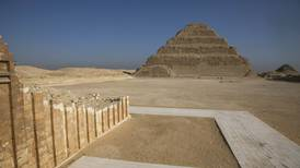 Egypt reopens pharaoh's 4,700 year-old Giza tomb to the public