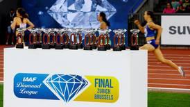 Diamond League postpones three more events amid coronavirus pandemic